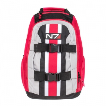 N7 ARMOUR STRIPE BACKPACK