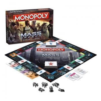 MONOPOLY: MASS EFFECT (uniquement pour les USA/Canada)