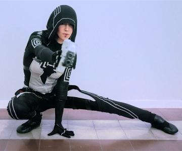 Cosplay de Kasumi par nerdbutpro.deviantart.com