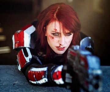 Shepard par Lurea - facebook.com/Lurea-418958744916993/