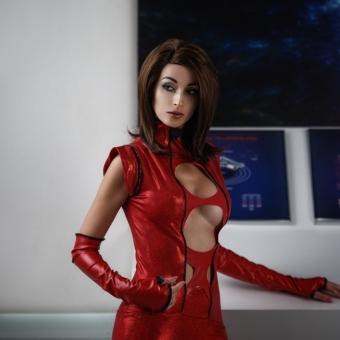 Miranda Lawson par valery-himera.deviantart.com