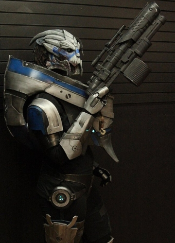 Garrus par https://www.facebook.com/RedNebulaCosplay