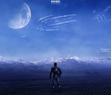 Beginning of our dream Mass Effect Andromeda 4k by Redliner91.deviantart.com