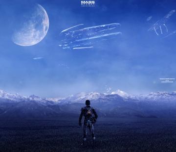 Beginning of our dream Mass Effect Andromeda 4k by Redliner91.deviantart.com