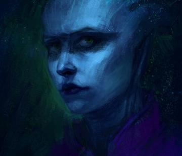Peebee by AnnaAkinina.deviantart.com