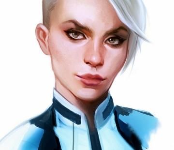 Cora Haper by crystalgraziano.tumblr.com