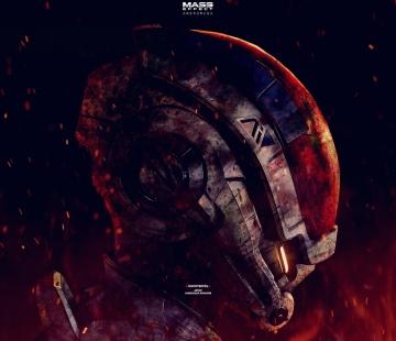 PeaceMaker Mass Effect Andromeda Wallpapers 4k by Redliner91.deviantart.com