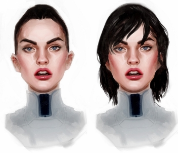 Ryder faces by crystalgraziano.tumblr.com