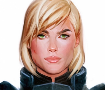 Shepard by crystalgraziano.tumblr.com