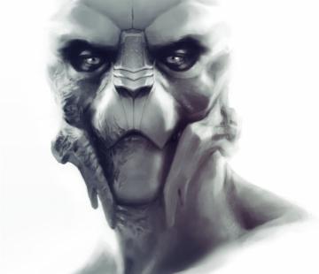 Garrus by RedAbandon.deviantart.com