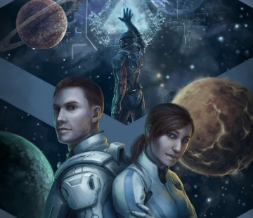 Mass Effect Andromeda by Lei-Ren.deviantart.com