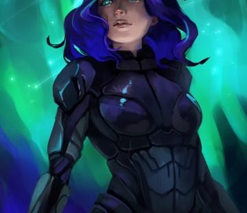 ME Andromeda by RikkuTakedo.deviantart.com