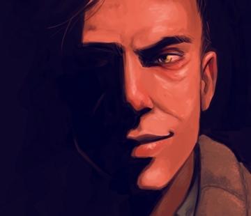 Shady Bastard by Kuneria.deviantart.com