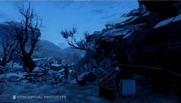 Nuit... on l'aura compris, le Frostbite 3 permettra d'animer le jeu par des cyles