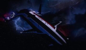 Le nouveau vaisseau, le Tempest