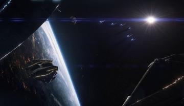 Des Croiseurs et des Kodiak (de l'Alliance ?)