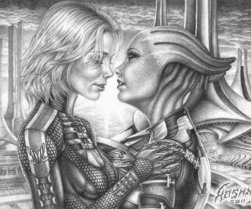 kiss_on_thessia_by_koshakn7-d6qsi1i