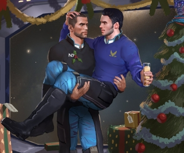 christmas_on_the_normandy_by_andrewryanart-d6z8xa7