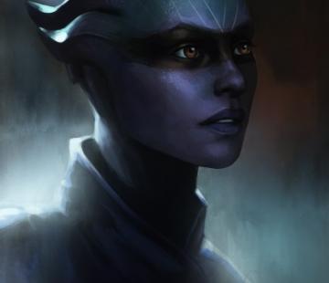 Andromeda II by Shamiana.deviantart.com