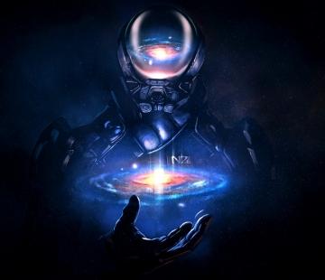 Andromeda Waiting by StarwolfEmperial.deviantart.com