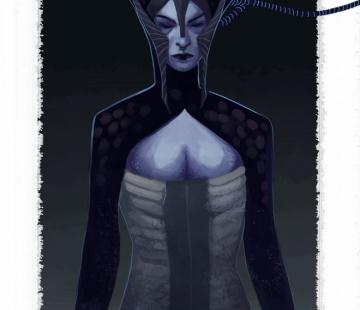 Matriarch Benezia by Kleineherz.deviantart.com