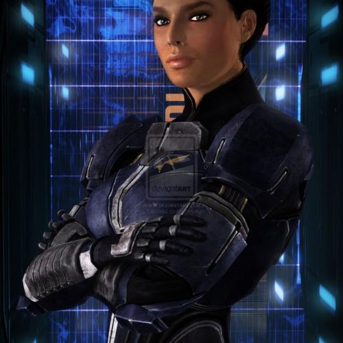 Ashley Williams par caithe84.deviantart.com