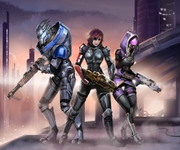 mass effect team par aomori.deviantart.com