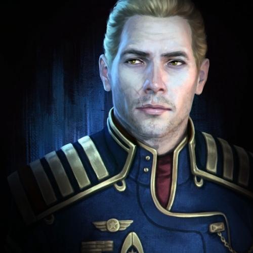 Admiral Rutherford par greendelle.deviantart.com