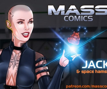 Jack and space hamster par eromaxi.deviantart.com