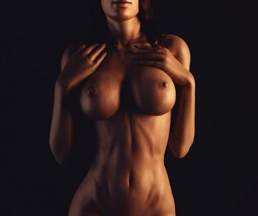 Et un peu de nudité pour une fois avec shizzyzzzzzzart.deviantart.com !