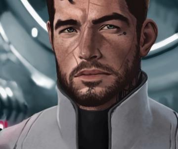 Ryder (MEA) par k3tchum.deviantart.com