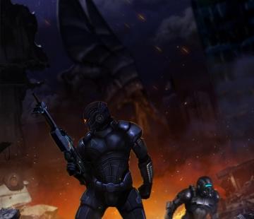 Defenders of Earth by sekiq.deviantart.com