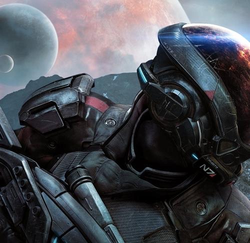 Mass Effect Andromeda Wallpaper by gameplayuk.deviantart.com