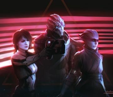 Squad by Shalizeh.deviantart.com