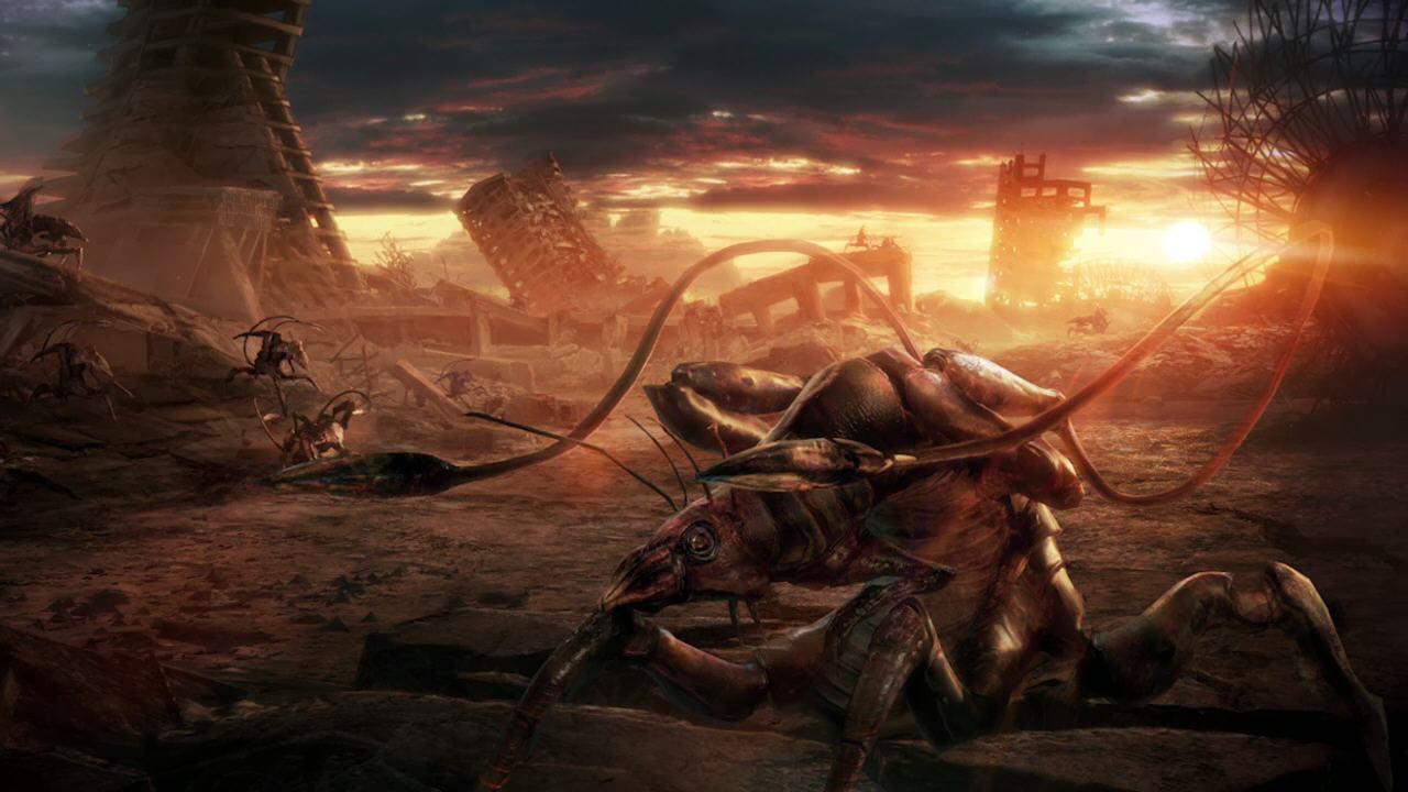 Destruction, Génophage conservé, Rachnis vivants
