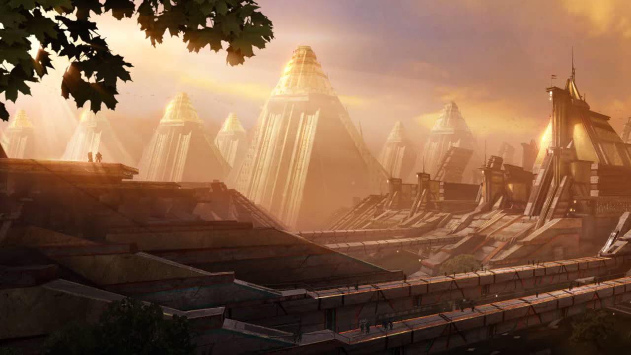 Synthèse, fin du génophage, Wrex est vivant, Tuchanka redevient puissance.