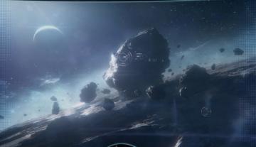 Troisième destination, un astéroide