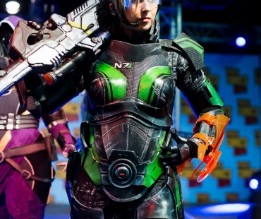 Shenzi Cosplay en Shepard