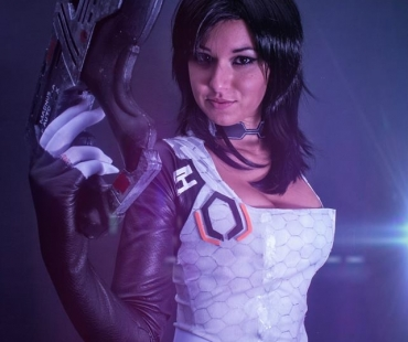 Robin art cosplay