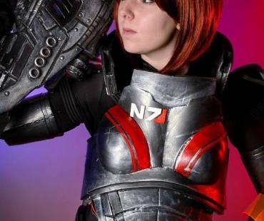 Tam's Cosplay en Shepard