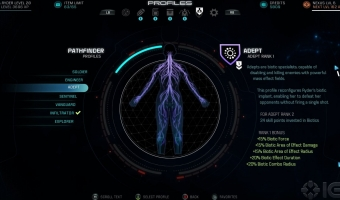 17 minutes de gameplay : la mission de loyauté de Peebee