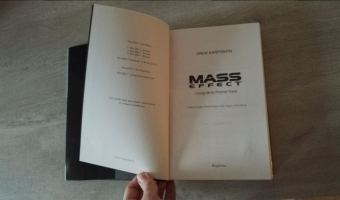 Mass Effect : l'intégrale du premier cycle