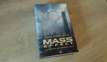 Mass Effect : l'intégrale du premier cycle