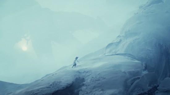 Au moins un Moissonneur détruit en arrière plan. Peut être un second en guise de montagne.
