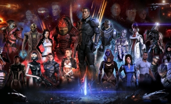 Mass Effect Crew (Male)
