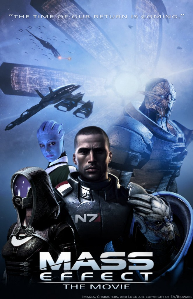 Film Mass Effect Legendary Pictures