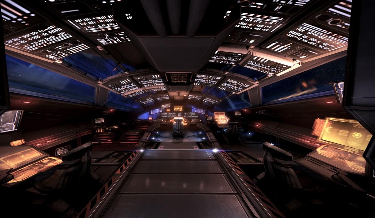 Cockpit du SR2