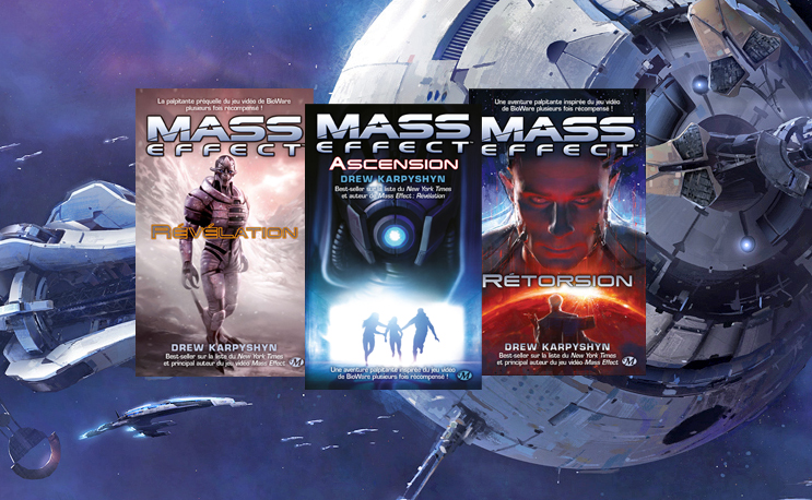 Concours- Mass Effect
