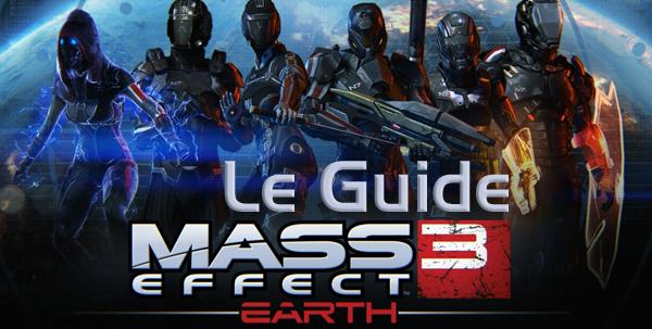 Mass Effect 3 Guide Earth