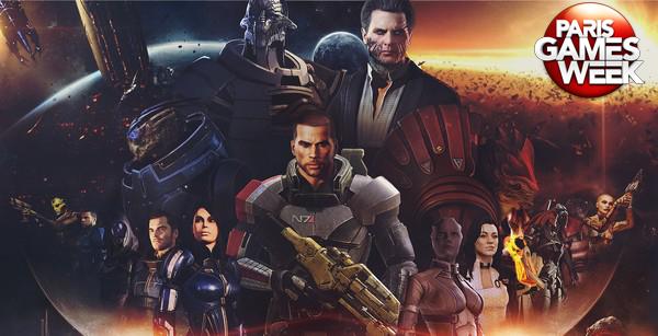 L'avenir de Mass Effect